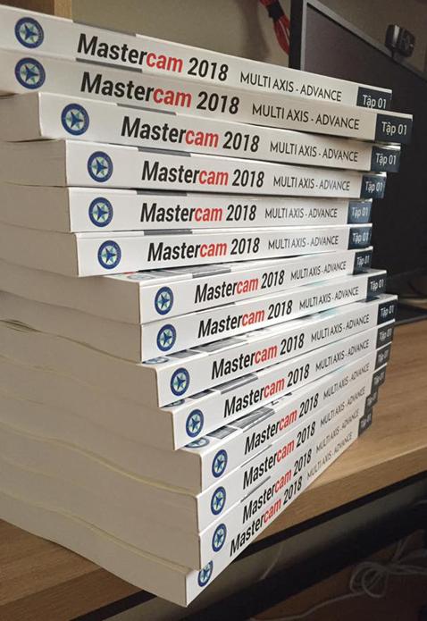 Mastercam Multiaxis